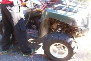 Photo #9: SCOOTER/MOTORCYCLE REPAIR (Mobile repair)