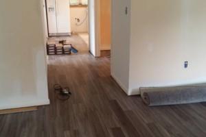 Photo #11: Hardwood, laminate, carpet, vinyl, VCT, cortec,...