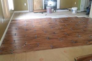 Photo #7: Hardwood, laminate, carpet, vinyl, VCT, cortec,...
