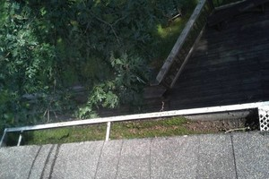 Photo #7: Gutter Cleaning and Maintenance