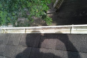 Photo #8: Gutter Cleaning and Maintenance