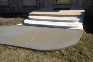 Photo #19: Bulldog Small Concrete work/repairs