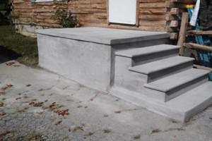 Photo #14: Bulldog Small Concrete work/repairs