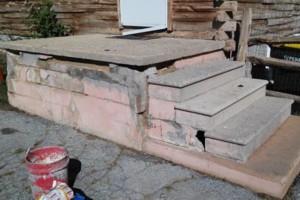 Photo #13: Bulldog Small Concrete work/repairs