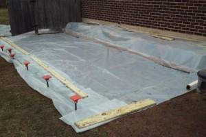 Photo #4: Bulldog Small Concrete work/repairs