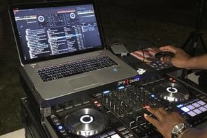 Photo #1: Experienced DJ with affordable rates and last min bookings. DJ Blackice