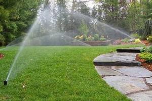 Photo #1: Sprinkler repair at a great price