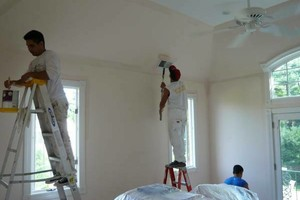 Photo #1: COMMERCIAL/RESIDENTIAL/ HOUSE PAINTING
