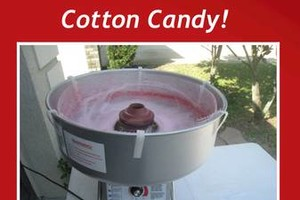 Photo #2: JUMPERS-TABLES-PARTY RENTALS! JU-COTTON CANDY...