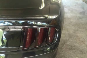 Photo #4: Blackout lights - window tint, audio, wraps, alarms