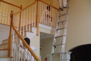 Photo #5: Painting Low Cost- Interior & Exterior House Painting