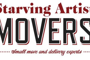Photo #1: Moving close by? Short Notice? Call STARVING ARTIST MOVERS and save $!