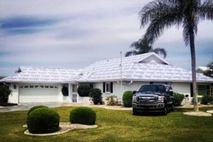 Photo #1: Roofing Tampa Area | 40+ yrs experience