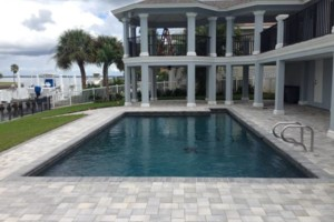 Photo #13: Pavers, Coping, Sealing, Stone, Concrete, Pool Tile