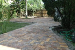 Photo #4: Pavers, Coping, Sealing, Stone, Concrete, Pool Tile
