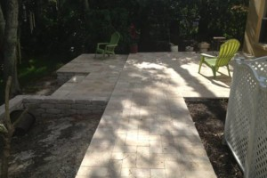 Photo #2: Pavers, Coping, Sealing, Stone, Concrete, Pool Tile