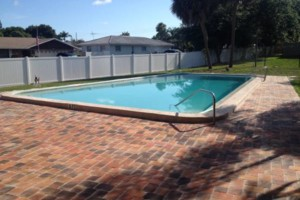 Photo #1: Pavers, Coping, Sealing, Stone, Concrete, Pool Tile