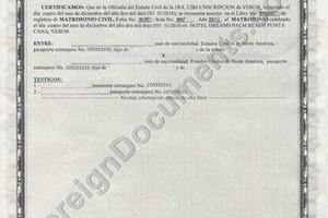 Photo #3: SPANISH Translation, Traduccion de ESPANOL Certificada y Notariada