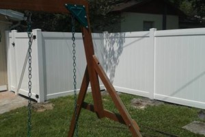 Photo #12: McGuire Quality Fence and Fence repair