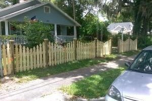 Photo #9: McGuire Quality Fence and Fence repair
