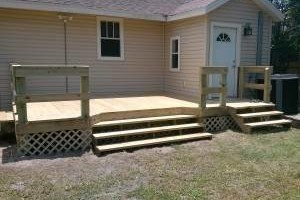 Photo #7: McGuire Quality Fence and Fence repair