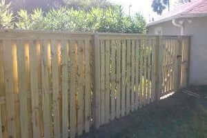 Photo #4: McGuire Quality Fence and Fence repair