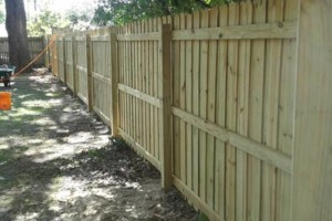 Photo #3: McGuire Quality Fence and Fence repair