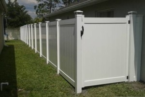 Photo #1: McGuire Quality Fence and Fence repair