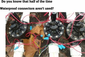 Photo #3: Let me help!!! Sprinklers and Irrigation systems