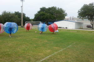 Photo #3: Bubble soccer for Adult and Kids!