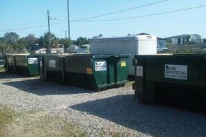 Photo #10: Roll-off Dumpster, Hauling, Junk Removal