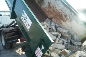 Photo #9: Roll-off Dumpster, Hauling, Junk Removal