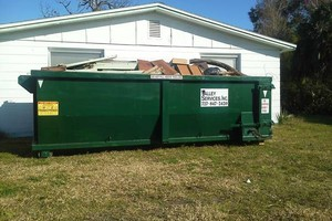 Photo #8: Roll-off Dumpster, Hauling, Junk Removal