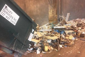 Photo #3: Roll-off Dumpster, Hauling, Junk Removal