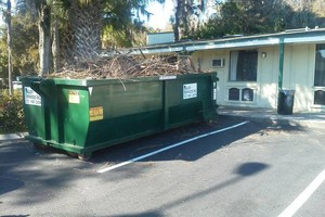 Photo #2: Roll-off Dumpster, Hauling, Junk Removal