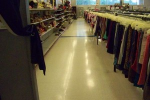 Photo #1: One Way Janitorial. STRIP & WAX FLOORS, OFFICE CLEANING