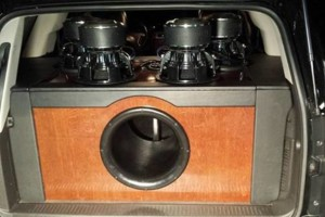Photo #14: Audiophiles Engineering: Custom Sound Systems - Car Audio Installation