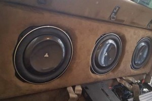 Photo #8: Audiophiles Engineering: Custom Sound Systems - Car Audio Installation