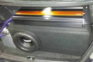 Photo #6: Audiophiles Engineering: Custom Sound Systems - Car Audio Installation