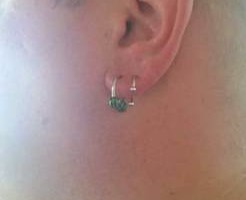 Photo #9: Body piercing. Single hole $25