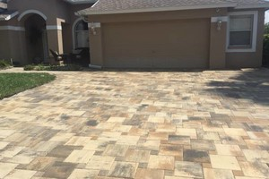 Photo #1: SundeckPavers. Brick Paver Sales, Service and Installation