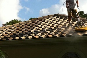 Photo #3: Grimebuster pressure cleaning