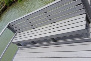 Photo #2: Professional deck/dock staining