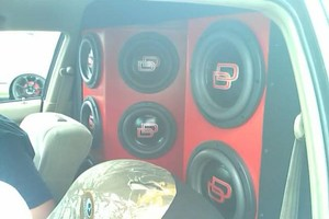 Photo #1: Unreal Kreations Car Audio