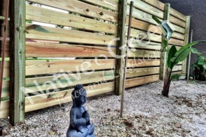 Photo #23: Native Green Fence & Landscape, LLC. - VINYL - BAMBOO - WOOD