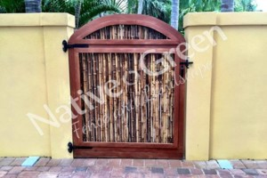 Photo #10: Native Green Fence & Landscape, LLC. - VINYL - BAMBOO - WOOD