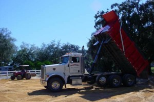 Photo #1: Tractor Work - Spread Grade Material. FREE QUOTE!