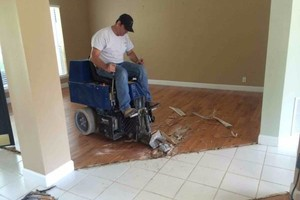 Photo #18: PROfessional Flooring removal services. Same day FREE estimates!