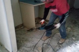 Photo #14: PROfessional Flooring removal services. Same day FREE estimates!
