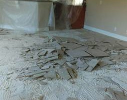 Photo #7: PROfessional Flooring removal services. Same day FREE estimates!